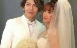 HOT: Khởi My e ấp, Kelvin Khánh để tóc dài lãng tử trong hậu trường chụp ảnh cưới