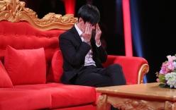 Lý Hải bật khóc: