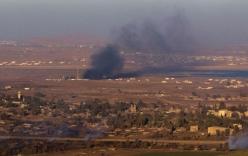 Israel tiếp tục tấn công hủy diệt 3 khẩu đội pháo của Syria