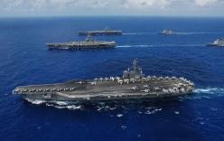 Nóng: Điều 3 tàu sân bay, Mỹ tung đòn răn đe mạnh nhất với Triều Tiên
