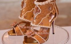 Cận cảnh đôi giày đắt nhất thế giới giá 15 triệu USD