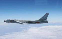 Trung Quốc bị nghi diễn tập ném bom đảo Guam của Mỹ