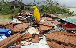 Thống kê sơ bộ những thiệt hai do bão số 12 gây ra