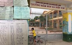 Trường mầm non trả lại gần 60 triệu đồng thu sai cho phụ huynh xã nghèo