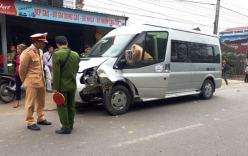 TNGT nghiêm trọng: Đối đầu xe khách, người đàn ông tử vong