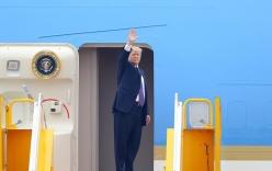 Kế hoạch bảo vệ chiếc Air Force One chở Tổng thống Donald Trump đến Nội Bài