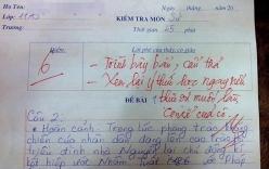 Những lời phê bá đạo của thầy cô khiến học trò
