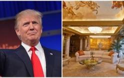 Căn hộ dát vàng choáng ngợp của Tổng thống Mỹ Donald Trump