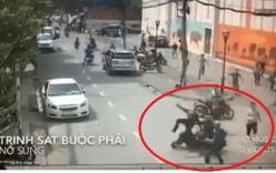 Nổ súng truy bắt nhóm chuyên dùng môtô phân khối lớn trộm xe ở Sài Gòn