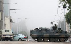 Chuyến đi bất thường tới Trung Quốc của tướng Zimbabwe trước đảo chính