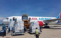 Nóng: Hàng viện trợ của ASEAN đến với nạn nhân bão số 12