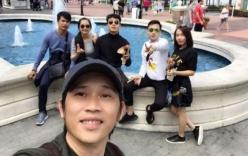 Hơn 20 năm ở Mỹ, đến giờ Hoài Linh và em út Dương Triệu Vũ mới đi du lịch chung