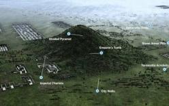 Bí ẩn về lăng mộ vua Tần Thủy Hoàng: Ngọn đồi chưa ai chạm đến được