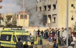 Nóng: Đánh bom, xả súng đẫm máu khiến 235 người thiệt mạng, Ai Cập tuyên bố quốc tang