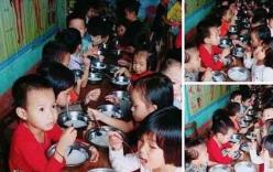 Hiệu trưởng trường mầm non cho trẻ ăn bún luộc gây xôn xao bị đình chỉ