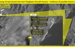Ảnh vệ tinh hé lộ hành động chưa từng thấy của Triều Tiên