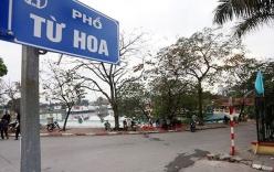 19 tuyến đường, phố mới tại Hà Nội vừa được chính thức đặt tên