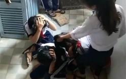 Buộc thôi học hai nữ sinh lớp 9 đánh dã man ba học sinh lớp 7 ngay tại trường