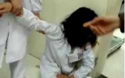 Quản lý đô thị bị đuổi việc vì vợ đánh y tá đang mang thai