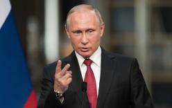 Putin thăm đột xuất Syria, hạ lệnh rút toàn bộ quân về nước
