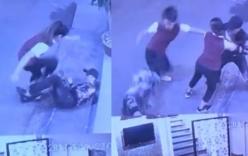 Nghi vấn clip nữ nhân viên cao thủ đánh bại 3 kẻ bẻ trộm gương ô tô ở Hà Nội