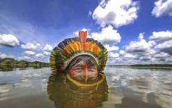 Lạ lùng cuộc sống thích nhảy trên cây, sống dưới nước của thổ dân trong rừng rậm Amazon