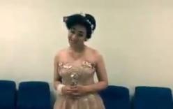 Trấn Thành nhái giọng Phi Thanh Vân trả lời ứng xử Hoa hậu hài hước