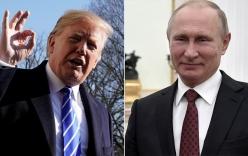 Tổng thống Putin gửi lời cảm ơn đến Trump giúp phá âm mưu khủng bố