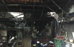 Vụ cháy nhà khiến 3 mẹ con tử vong: Do sự cố điện từ quạt treo tường