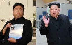 Cận cảnh người giống Kim Jong Un như