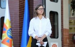 Nữ thứ trưởng Ukraine 25 tuổi bất ngờ bị mất chức vì đăng ảnh