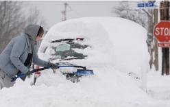 Bắc Mỹ lạnh tới -40 độ C, 9 người chết