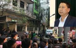 Xác định sơ bộ nguyên nhân Chủ tịch huyện Quốc Oai tử vong