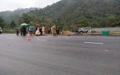 Thông tin bất ngờ về hiện trường vụ ô tô đâm chết 5 công nhân làm đường
