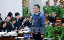 Hình ảnh ngày thứ tư xét xử Trịnh Xuân Thanh và đồng phạm