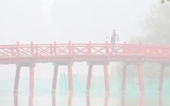 Thời tiết 17/1: Hà Nội tiếp tục có sương mù, mưa rải rác vào sáng sớm
