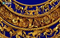 Phát hiện kho báu đồ sộ trong ngôi mộ hoàng gia giữa đầm lầy Siberia