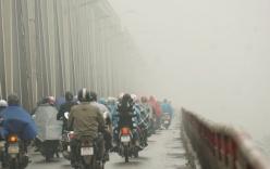 Hà Nội và Bắc Bộ rét, mưa phùn kèm sương mù đến hết tuần