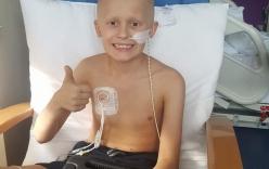 Cậu bé ung thư chiến đấu giành giật sự sống từng ngày để kịp gặp mặt em gái mới sinh trước khi qua đời