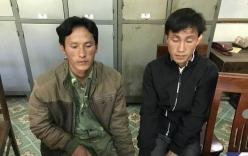 Ba bố con cầm theo dao lao vào chém công an để giải cứu vợ