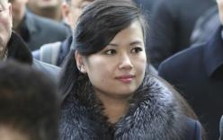 Bạn gái cũ ông Kim jong-un dẫn đầu đoàn tiền trạm Triều Tiên tới Hàn Quốc