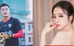 Angela Phương Trinh công khai tỏ tình thủ thành Bùi Tiễn Dũng U23 Việt Nam