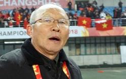 Trước trận bán kết với Qatar, HLV Park Hang Seo