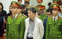 Đinh La Thăng bị bồi thường 30 tỷ đồng, phạt Trịnh Xuân Thanh 50 triệu đồng