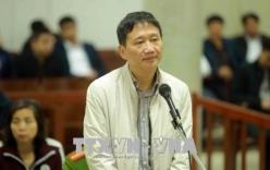 Trịnh Xuân Thanh đưa ra