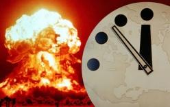 Mỹ- Triều căng thẳng, đồng hồ ngày tận thế sắp điểm