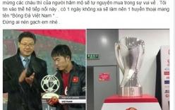 Giật mình cách động viên của Hoài Linh với U23 Việt Nam khiến fan chia sẻ rầm rầm