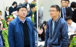 Ông Đinh La Thăng kháng cáo xin giảm nhẹ án, Trịnh Xuân Thanh kêu oan