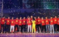 Hàng chục nghìn con tim rực lửa đón U23 Việt Nam tại SVĐ Thống Nhất