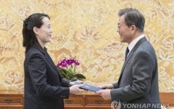Động thái lạ: Kim Jong-un mời Tổng thống Hàn Quốc tới Triều Tiên